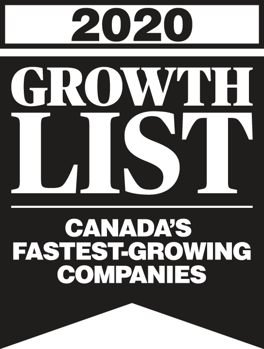 Growth list - Canada\